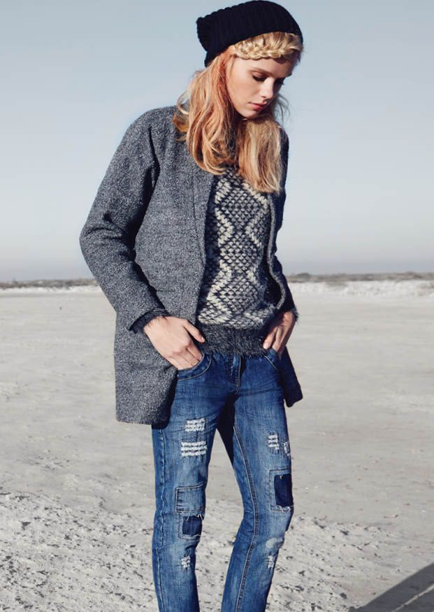 This jacket - a favourite in #truworthshq