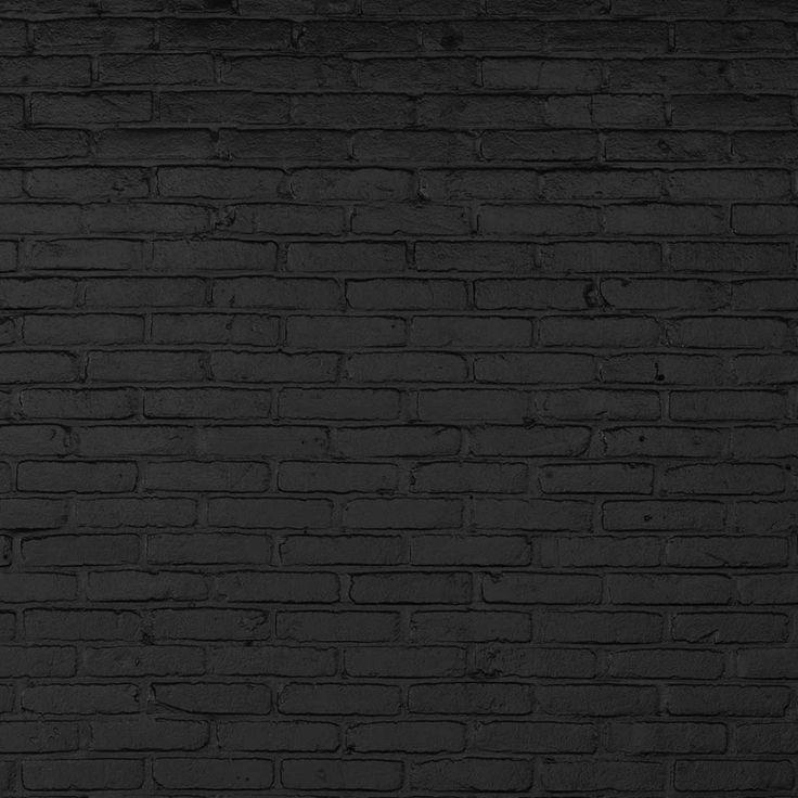 Childrens Bedroom Wallpaper Bedroom Door Paint Bedroom Bins Uk Bedroom Design Blueprint: 25+ Best Ideas About Black Brick Wallpaper On Pinterest
