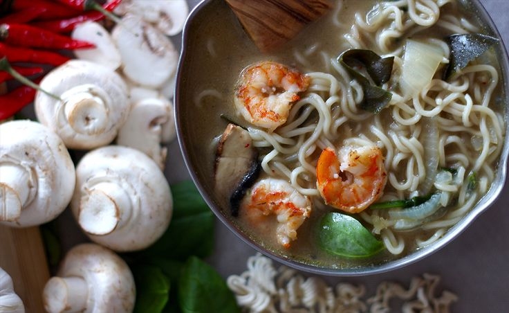 Asian-inspired soup your way | Natrel