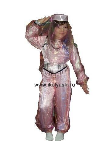 Детский карнавальный костюм восточной принцессы в москве