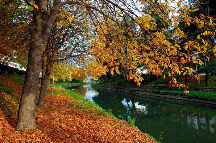 Visit Greece | Check out the  wonderful river of Trikala. #thessaly #visitgreece