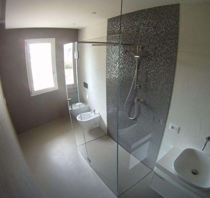 Piatto doccia filo pavimento modello p dreno bath - Piatto doccia a filo ...
