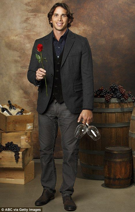 This Bachelor seemed nice but very emotionally fragile... Ben Flajnik