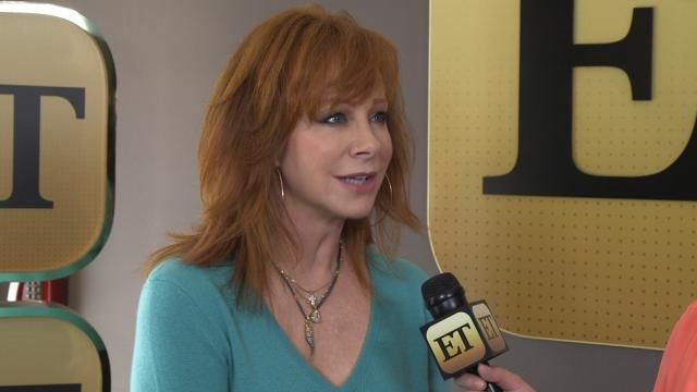Sam Hunt also gets the Reba stamp of approval, as the country icon gears up for a big award at the ACMs.