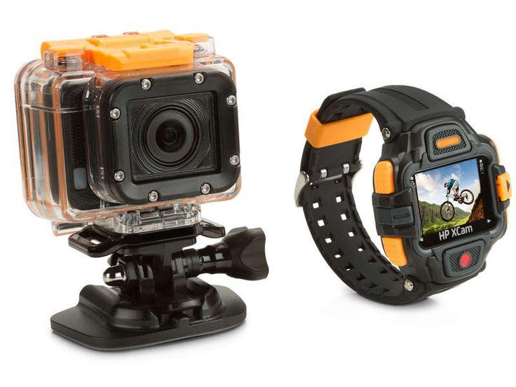 Caméra sport HP AC300W pas cher prix promo Caméra Sport Conforama 299.00 €