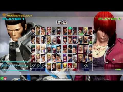 The King of Fighters XIV Arcade Version Matches in Asia