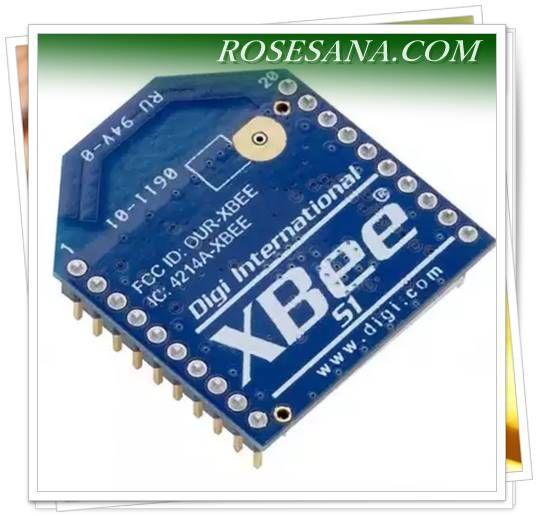 XBP24-API-001 XBee-PRO ZigBee module w/ PCB antenna
