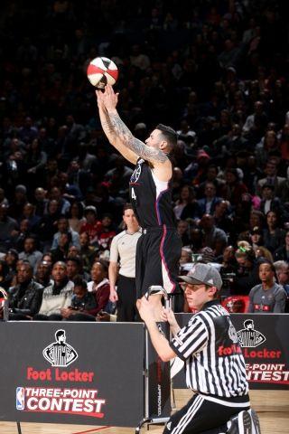 Photos: J.J. Redick | Footlocker Three-Point Competition - 2016