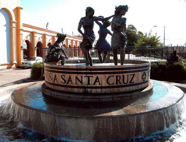 Santa Cruz, Colchagua, Chile by EcoturChile, via Flickr