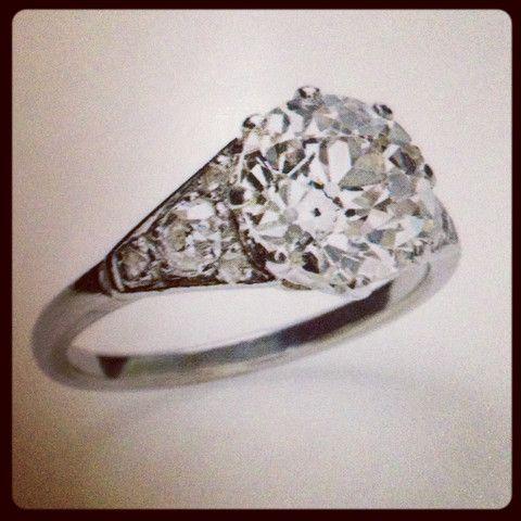 33 best Famous engagement rings images on Pinterest ...  33 best Famous ...