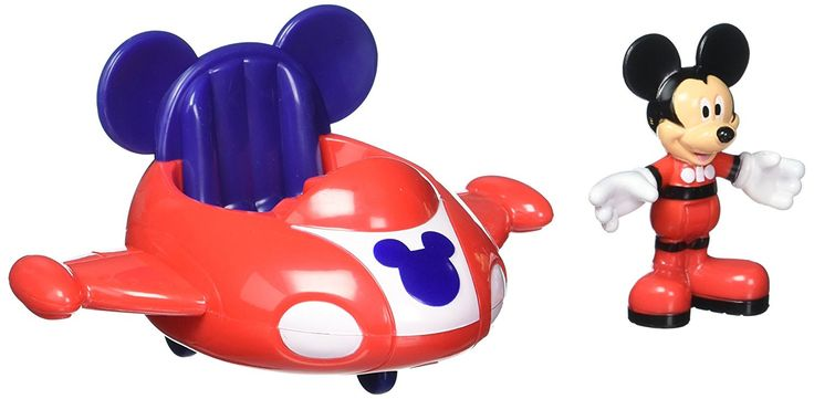 Disney Clubhouse Mickey Mouse and Spaceship Playset