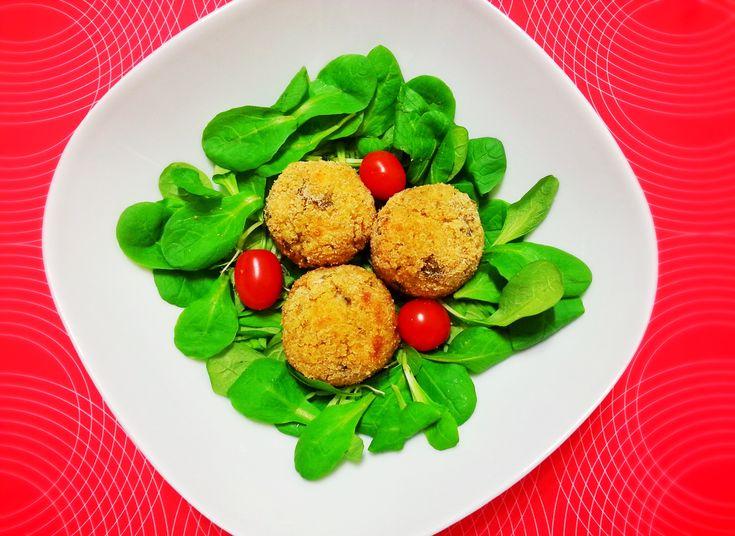 http://www.lovecooking.it/antipasti-e-contorni/polpette-di-quinoa/
