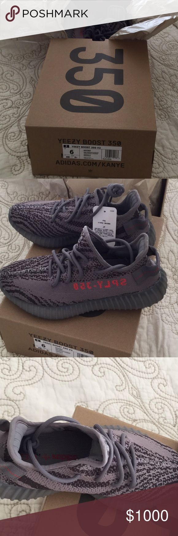 Yeezy sneakers Excellent condition. New, took them out the box to take picture. Price is negotiable!! Yeezy Shoes Sneakers