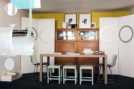 R novation petit appartement ancien paris les bonnes for Idee renovation appartement ancien