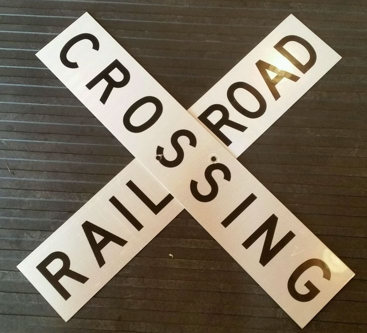 50 Best Railroad Signs And Signals Images On Pinterest