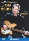 Roger McGuinn's The 12 String Guitar of Roger McGuinn [DVD] [English] [1996], 09680654