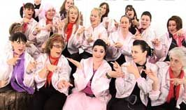 Pink Ladies Dance Experience