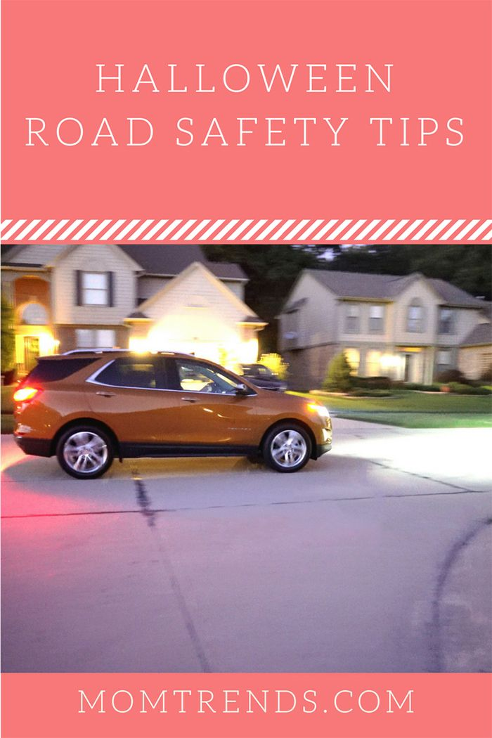 Halloween Driving Safety | Halloween Road Safety | Halloween Safety | MomTrends.com #halloween #halloweensafety