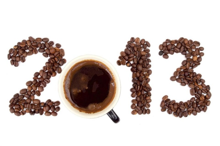 A new year full of promise and COFFEE!