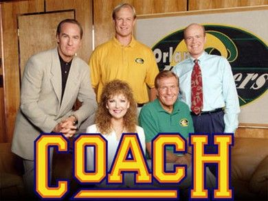 Coach | TV Show | Jerry Van Dike was so good in this!!!!