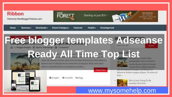 Free blogger templates Adseanse Ready All Time Top List . Dosto ap agar Adsense apply Karne ja Rahe Ho to ek bad dyan rake . Apko adsense friendly theme use..