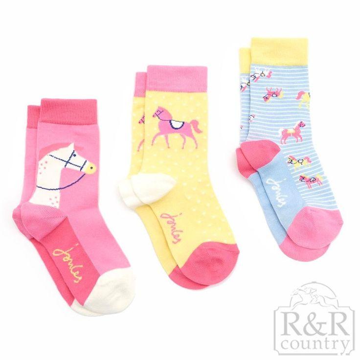 Joules Kids Novelty Socks