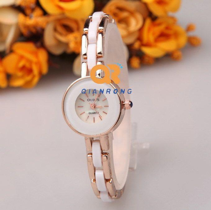 Женские часы керамическая из бисера популярные женские часы известных марок для девушки свободного покроя винтаж наручные часы женский мода часы