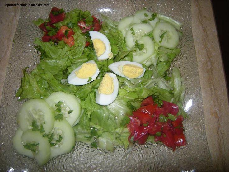 idée salade