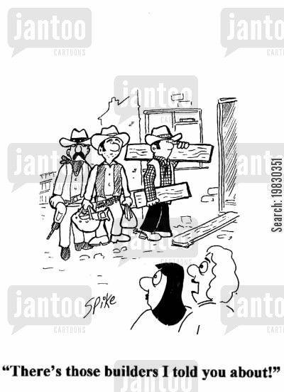 builder jokes | industry-building_site-bricklayer-plasterer-builders-cowboy_builders ...
