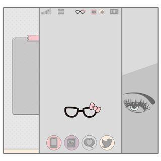 Candi Theme, Jailbreak, iPhone, Pastel, Pastels, Hello Kitty, Cute