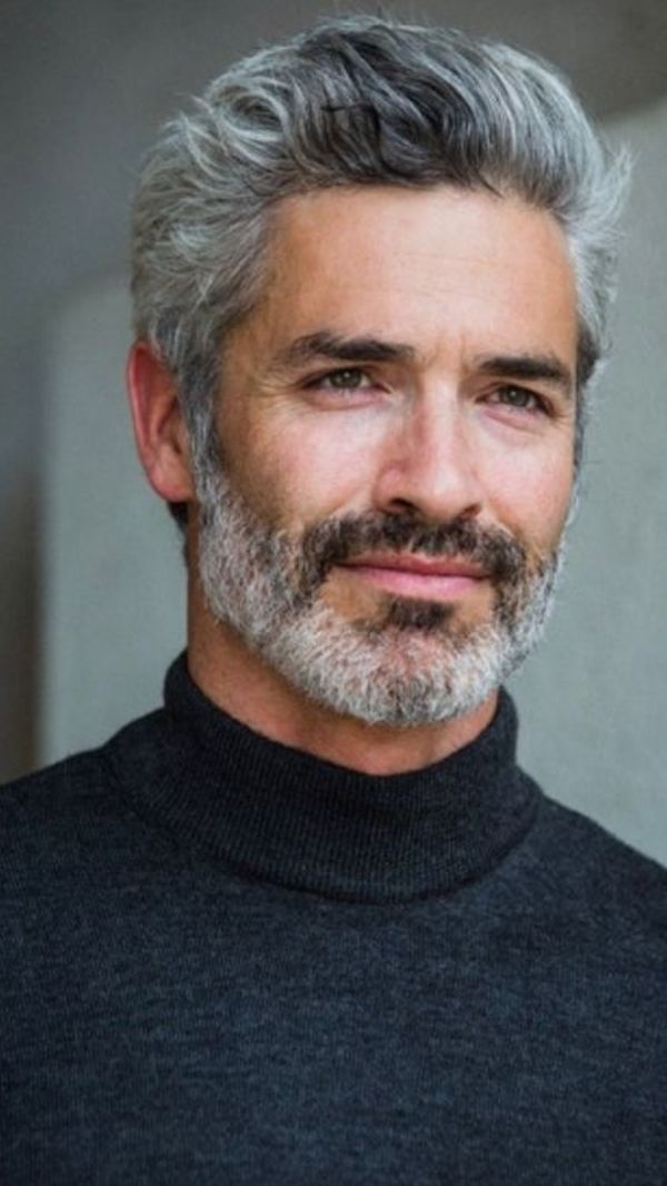 40 Winning Grey Hair Styles For Men Buzz 2018 In 2020 Older Mens Hairstyles Best Hairstyles For Older Men Grey Hair Men