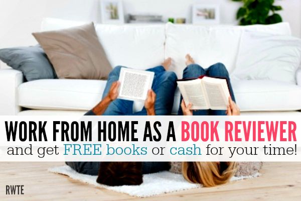 Do you love to read books? Is one of your favorite sections of the Sunday paper the book reviews? Would you yourself like to get paid to write book reviews? Well, here is a list of online work-at-h...