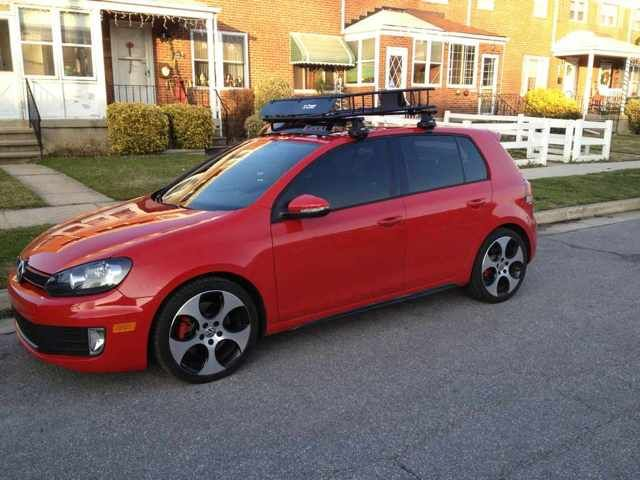 Image Result For Rack Basket Cage For Vw Golf Roof Rack