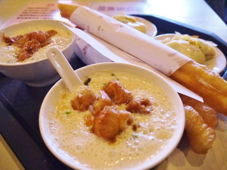 台北のおすすめ朝ごはん「阜杭豆漿」は並んでも食べるべし! | 台湾 | トラベルjp<たびねす>