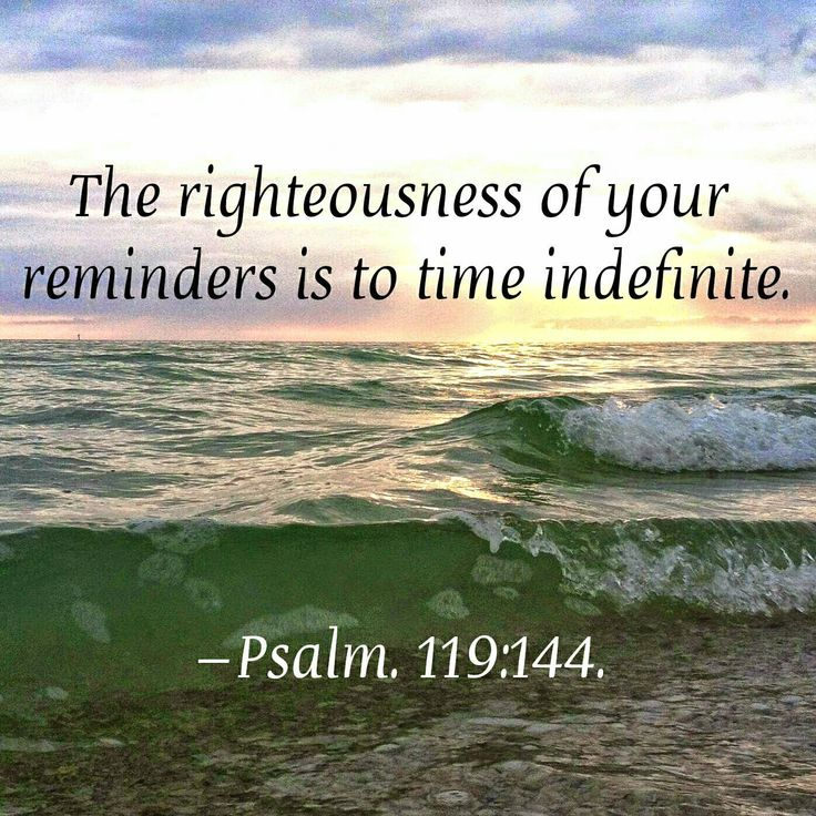 Consider The Daily Text For Friday, January 23/15 ----Psalms 119:144 www.jw.org Read On-line.