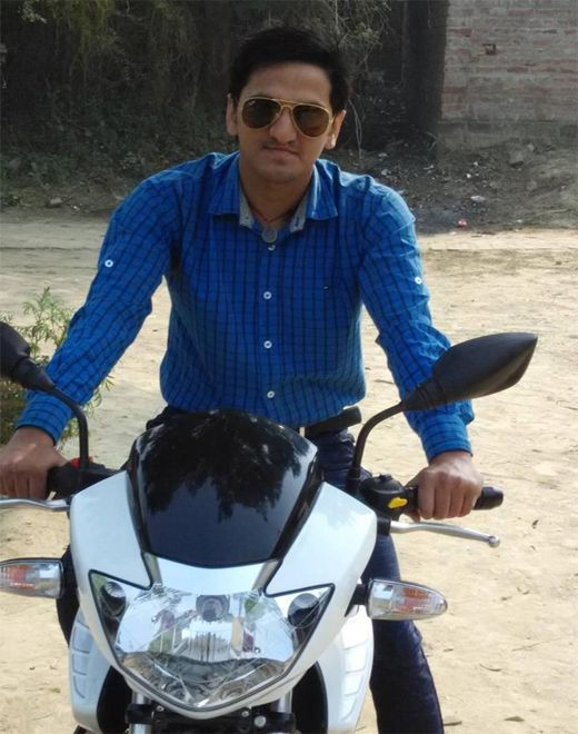 #Blogger for #abhinav #Bardhan