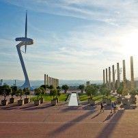 Olympic Stadium, Montjuic, Barcelona, Spain