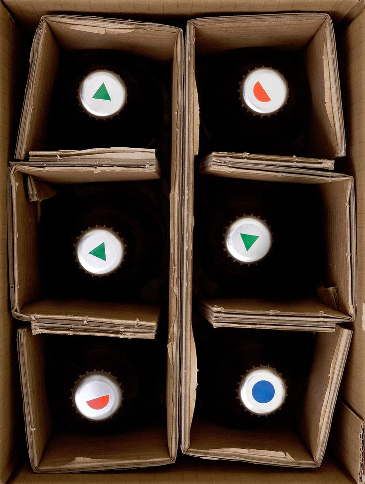 New label design by Swedish studio for three distinct beers from German brewery St Erhard