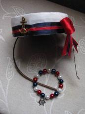 DIY Sailor Hat