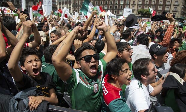 Mexico Fans Set Off Earthquake Sensors Celebrating Seismic World Cup Win World Cup Soccer World Mexico Soccer