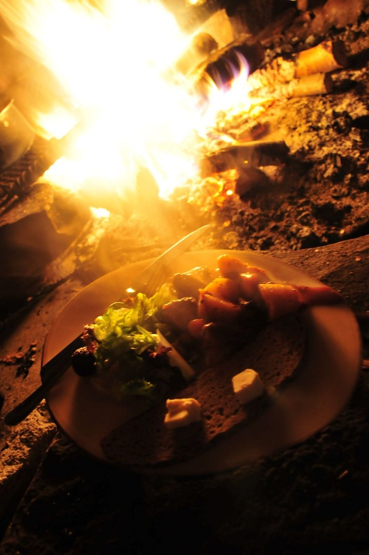 Wilderness Gourmet from. 45 € /person