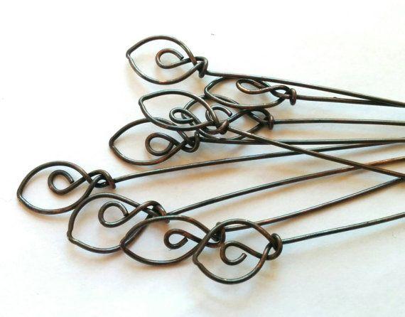 Leaf Headpins