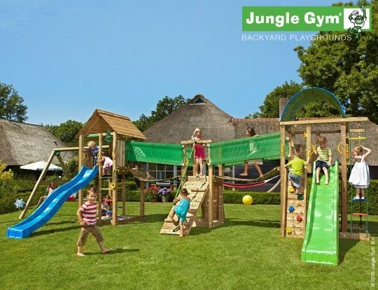 Play Paradise 3 ✨ - A spectacular playing field! #JungleGym