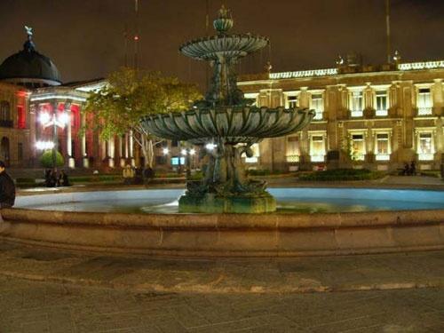 Plaza del Carmen, San Luis Potosí, S.L.P.  México