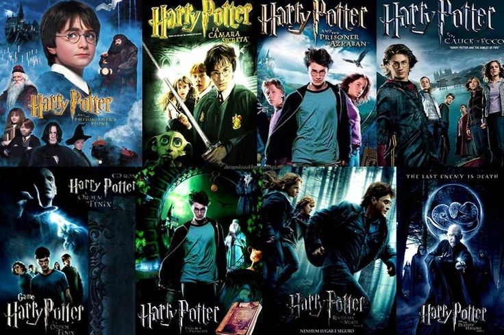 Best source of Harry Potter movies in order .. if you are Harry Potter movies lover then first check it out its order ...