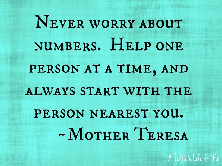 mother theresa quotes | Mother Teresa Quotes...