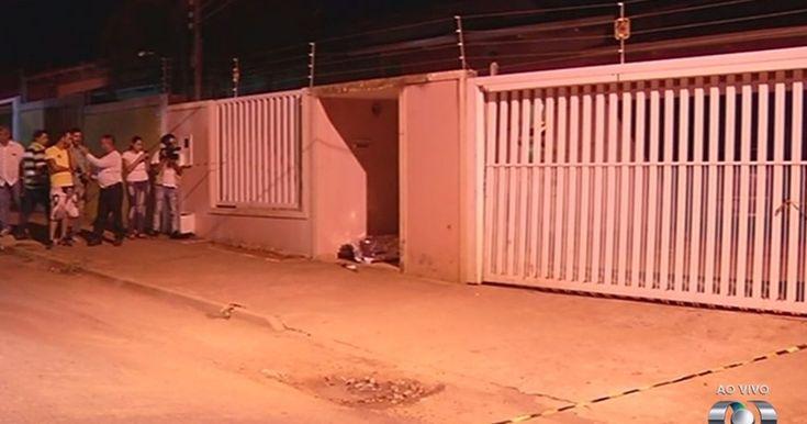 Policial rodoviário federal é morto a tiros na porta de casa, em Catalão