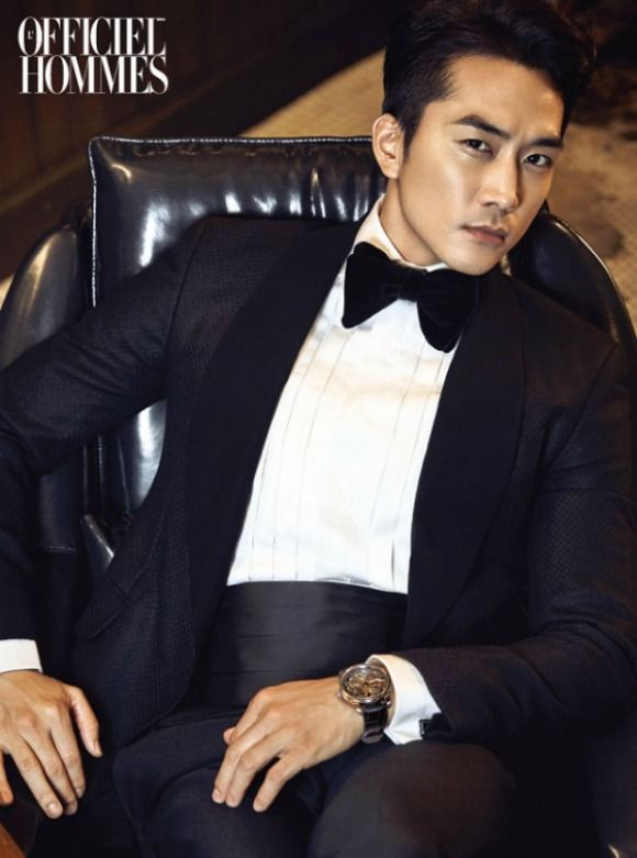 I guess the director of Saimdang, Light's Diary must be really happy with Song Seung-heon's work in that drama, because he's already courting the actor for a reunion on his next project. PD Yoon Sang-ho, also of Bride of the Century, Bichunmoo, and Tamra the Island, has announced that his next drama will be an …