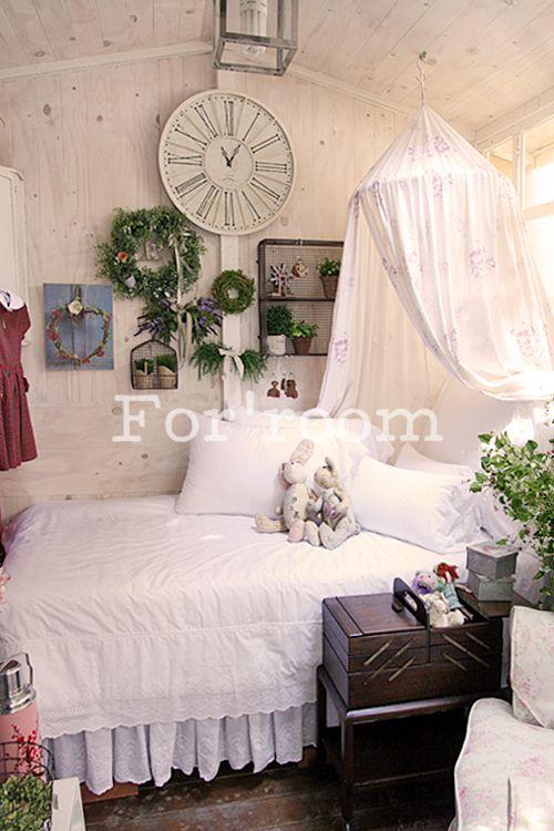 Bedroom interior studio by For'room. South Korea.