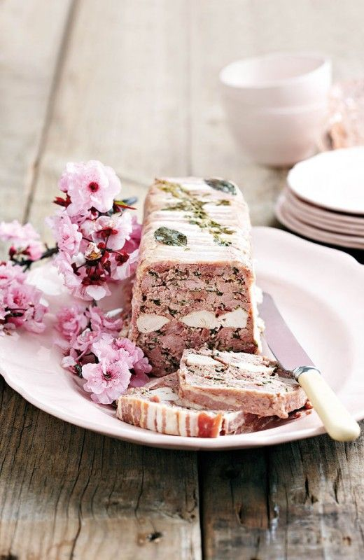 Chicken and pork terrine | SARIE